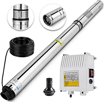 2 wire submersible well pump wiring diagram happybuy well pump 3 hp 220v submersible well pump 630ft head  happybuy well pump 3 hp 220v