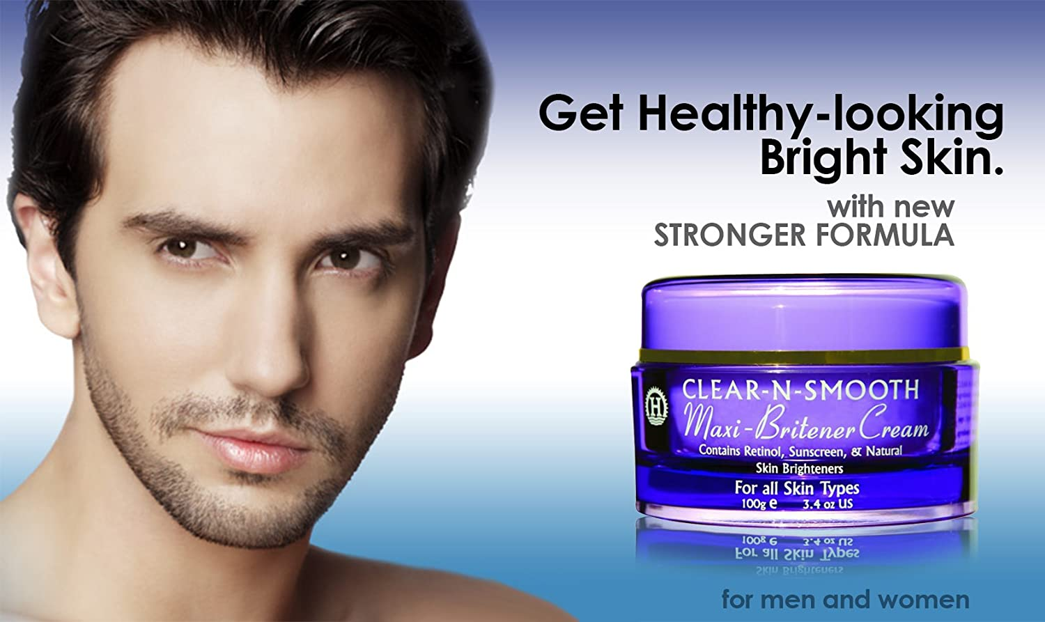 clear and smooth face cream