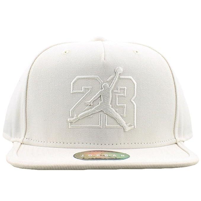8021e7aea47f8c Nike Ar Jordan AJ 13 Mens Cap Hat Snapback Phantom   Phantom 835595-007   Amazon.ca  Clothing   Accessories