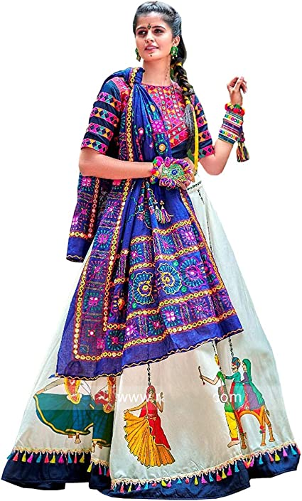 Indian Pakistani Bollywood New Navratri Lengha Ethnic Wear Wedding Lehenga Choli
