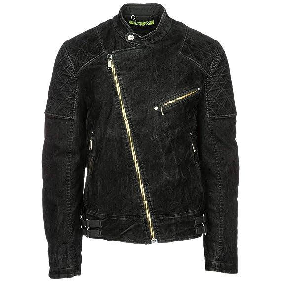 Hombre Accesorios Ropa Chaqueta es Nero 48 Y Amazon Eu Jeans Versace vfwEqPnE