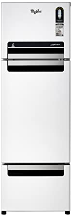 Whirlpool 240 L Frost Free Multi Door Refrigerator FP 263D Protton Roy, Mirror White  Refrigerators