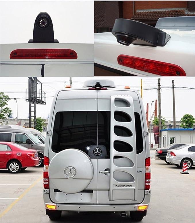 Rückfahrsystem Transporter Mercedes VW Opel Fiat Ford Ducato Sprinter Transit MB