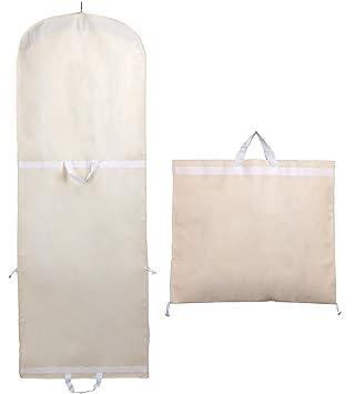 43214debad0 180 cm Housse de protection Respirante pour Vêtements longs et Robes de  Mariée