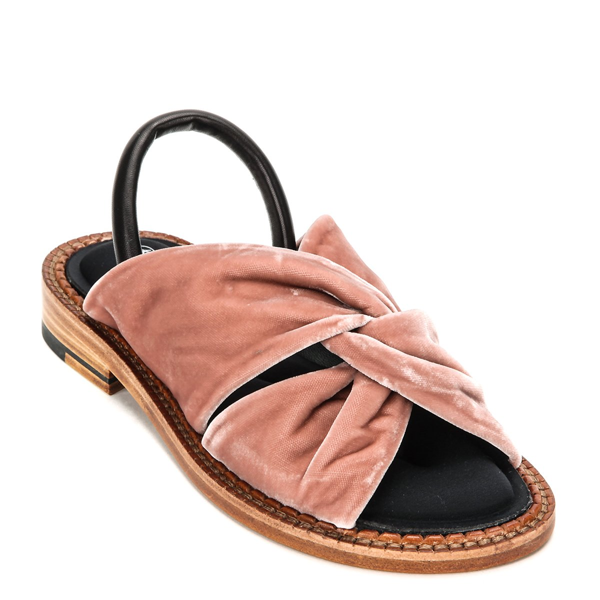 Robert Clergerie Women's Bloss Sling Back Sandals BLOSST, Skin (EU 40.5 M)