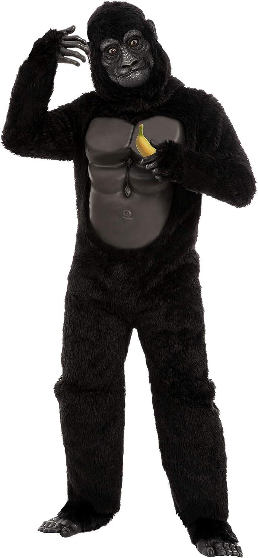 Gorilla Halloween Costume for Kids Cosplay Costume Parties