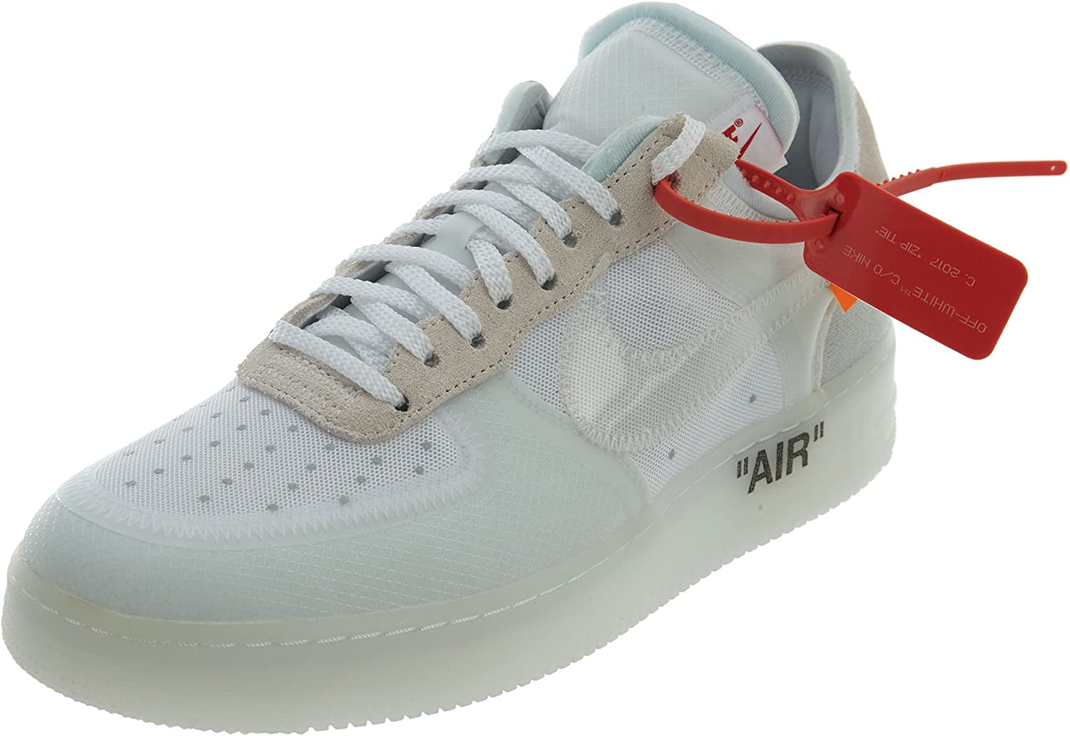 fe Documento Serena  Amazon.com | Nike The 10 Air Force 1 Low - AO4606 100 | Fashion Sneakers