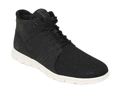 Timberland Mens Graydon Chukka Sneaker