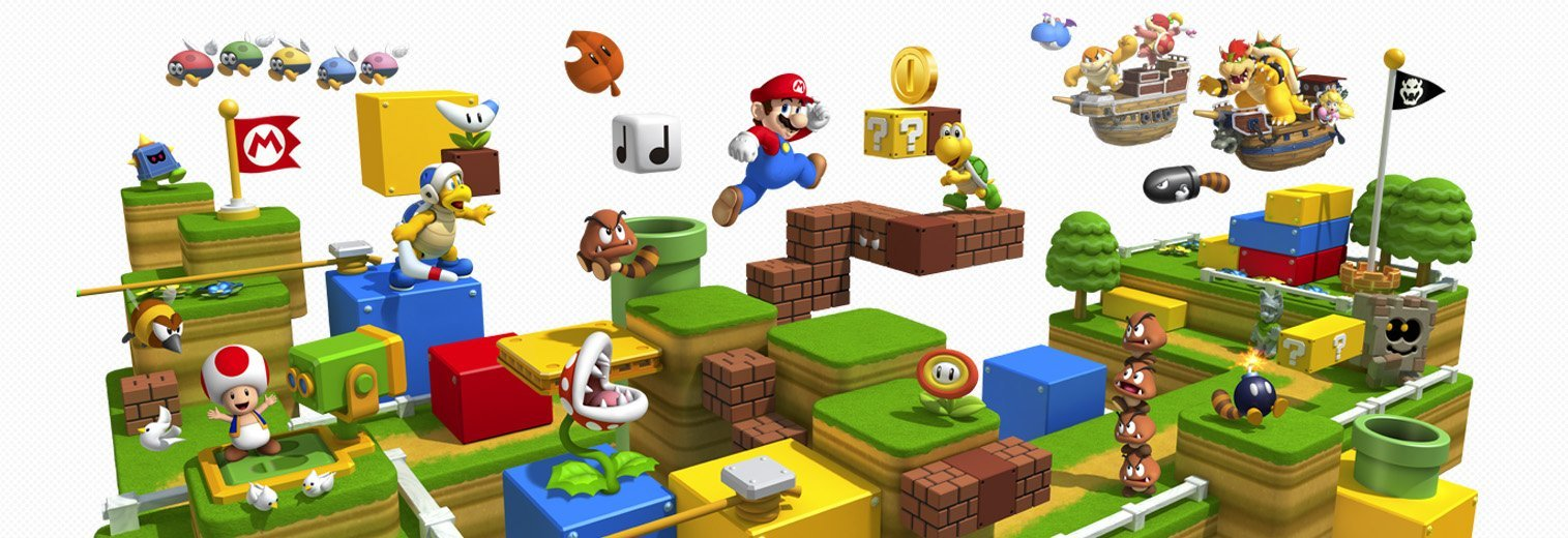 Image result for super mario 3d land