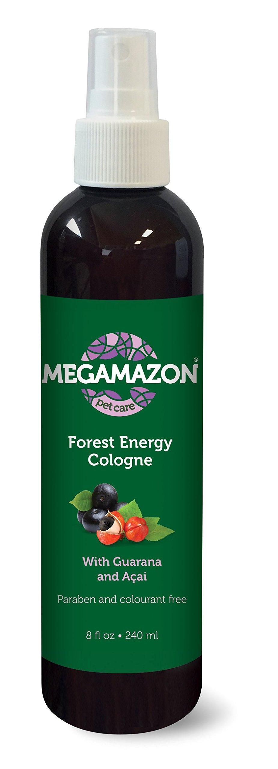 Megamazon Pet Care Forest Energy Cologne