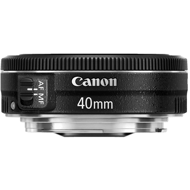 Amazon.com : Canon EF 40mm f/2.8 STM Lens - Fixed : Camera Lenses ...
