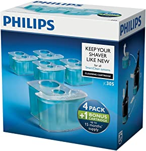 Philips SmartClean Cleaning Cartridge Pack 5 [JC305/50]