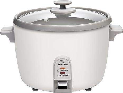 Zojirushi Nhs 18 10 Cup Rice Cooker Steamer Warmer Amazon Ca Home Kitchen