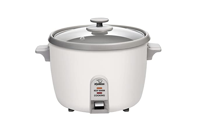Amazon Zojirushi Nhs 06 3 Cup Uncooked Rice Cooker Rice