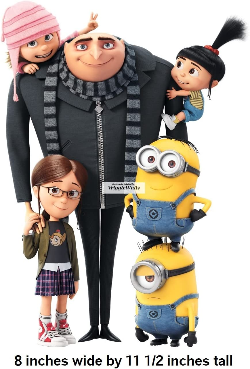 gru despicable me height