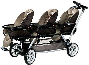 Amazon.com: Peg Perego triplette SW carriola – 2009 Moka: Baby