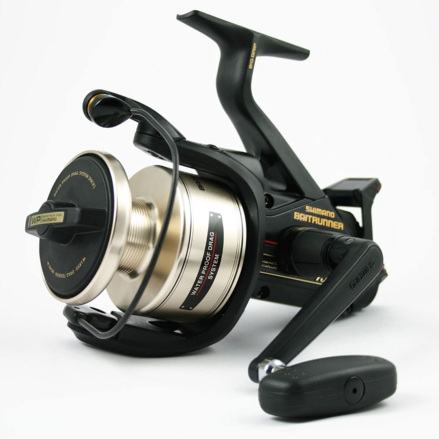 Baitrunner 6500 Spool Support /& Washers USED SHIMANO SPINNING REEL PART