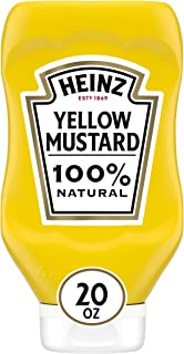 product image for Heinz Yellow Mustard (20 oz Bottles, Pack of 12)