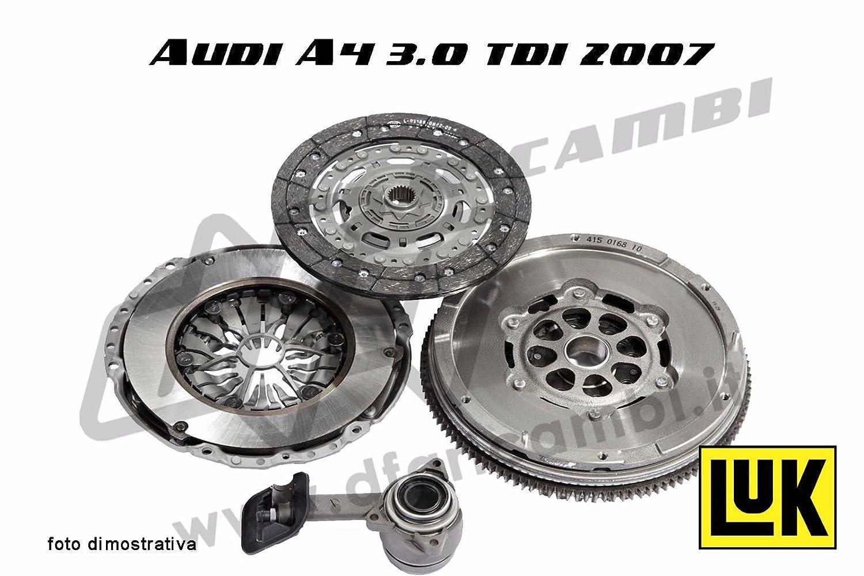 Kit Embrague Volante Luk kv0148 - 415034610 - 623340100: Amazon.es: Coche y moto