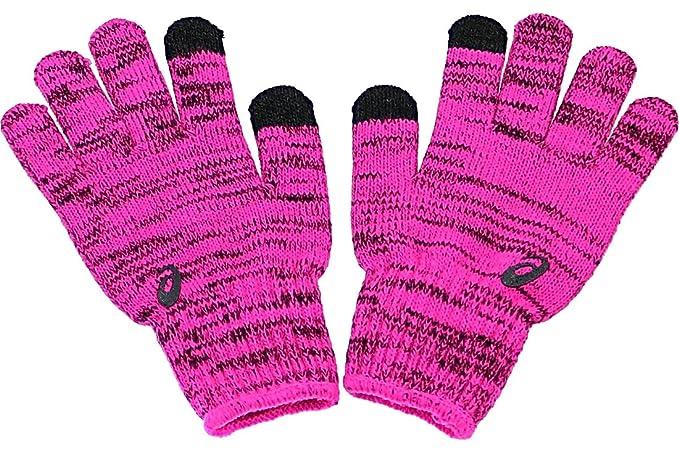 ASICS Damen Liner Glove Handschuhe, Rosa (pink ZC2454 0692