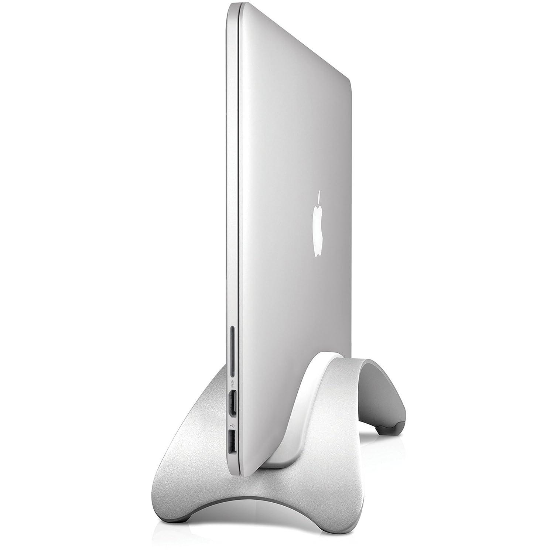 Twelve South BookArc Mount for MacBook Pro   Space-saving vertical desktop stand for MacBook Pro/Retina 12-1224