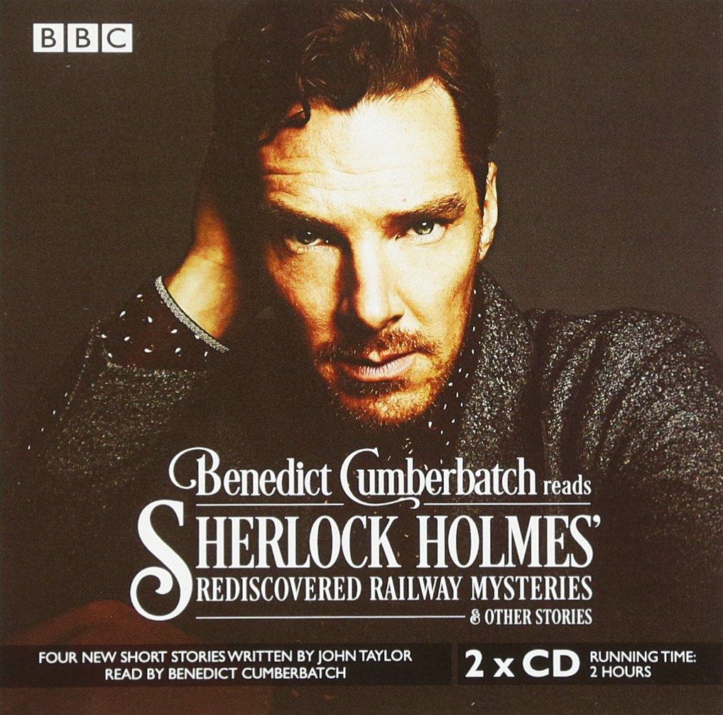 Benedict Cumberbatch Sherlock Rediscovered Railway product image