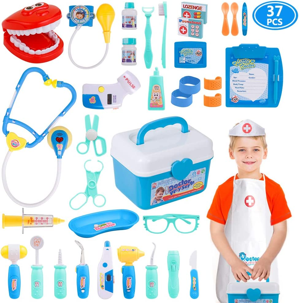 Top 12 Best Toy Doctor Kits (2020 Reviews & Buying Guide) 10