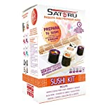 Satoru Sushi Kit Paquete para Hacer Sushi