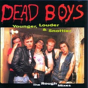 amazon younger louder snottier dead boys 輸入盤 音楽