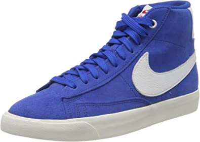 delicate colors wide range fantastic savings Nike Blazer Mid QS St, Chaussure de Basketball Homme: Amazon.fr ...