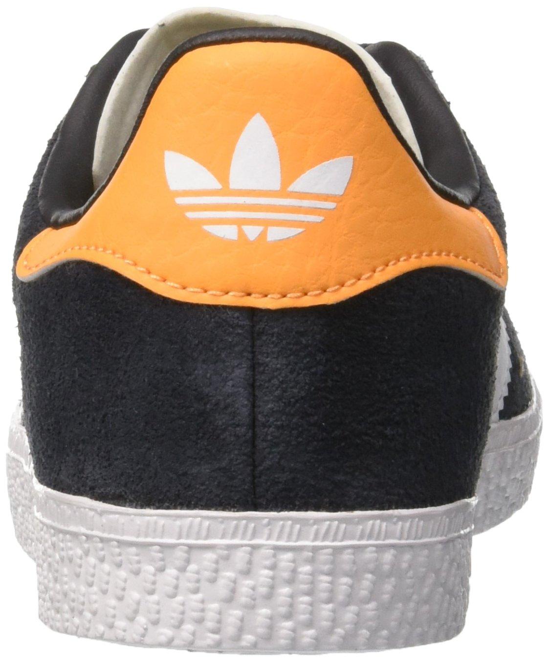 size 40 f6eda 6c52c adidas Gazelle C Chaussures de Fitness Mixte Enfant, Gris (CarbonFtwblaOrorea  000), 34 EU Amazon.fr Chaussures et Sacs