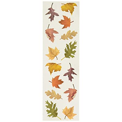Mrs Grossman Stickers-Fall Leaves: Arts, Crafts & Sewing