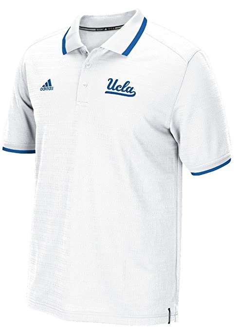 adidas UCLA Bruins NCAA 2014 Sideline Climalite Coordinador Polo ...