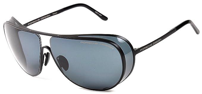 Amazon.com: Porsche Design p8591 Sidewall anteojos de sol ...