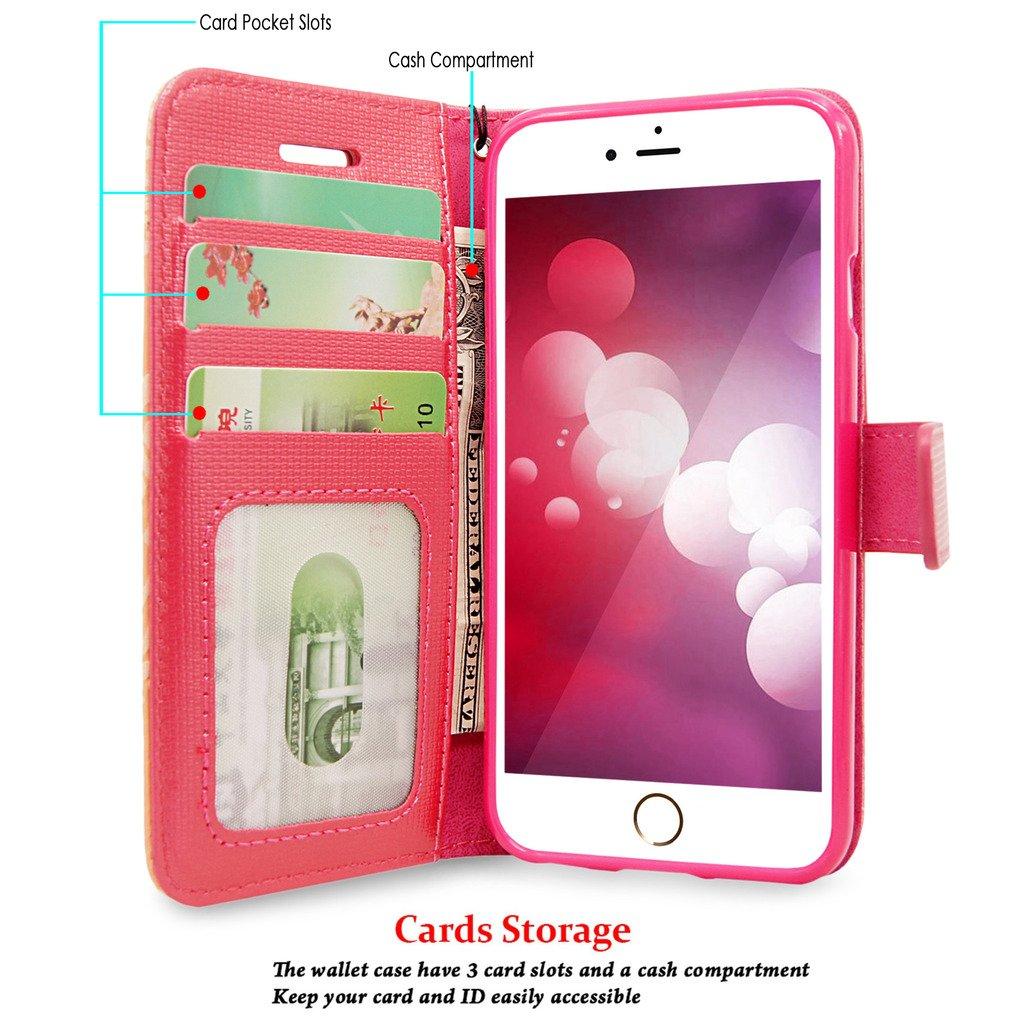 iPhone Cellularvilla Diamond Protective Leather Image 3