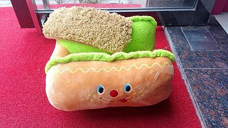 ROOGO YYQQ/Otoño e Invierno para la mascota aislamiento felpa mascota nido/creativo caliente perro caseta/regalo de Navidad: Amazon.es: Productos para ...