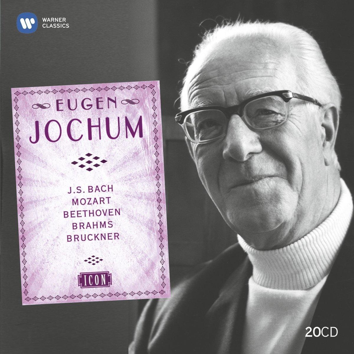 CD : Eugen Jochum - Icon: The Complete Emi Recordings (Boxed Set)