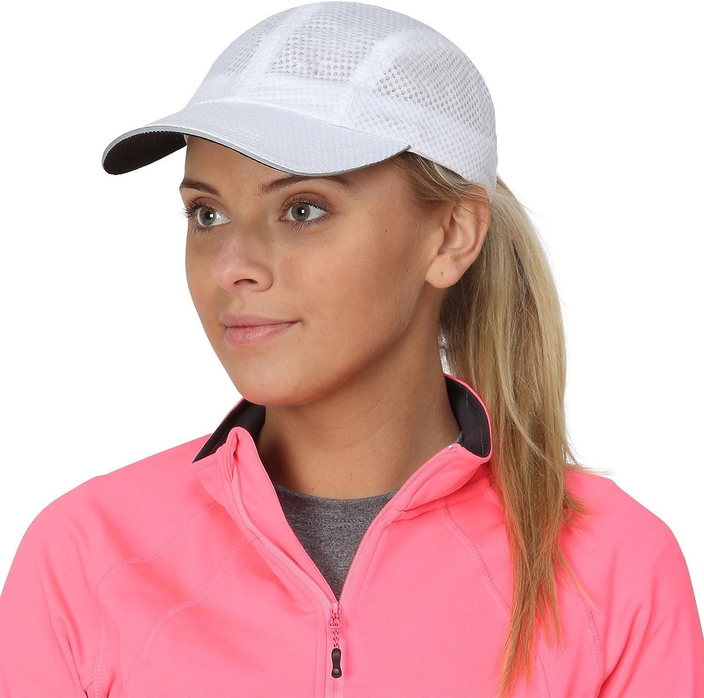 TrailHeads Gorra deportiva ligera de secado rápido, para mujer, 4 colores