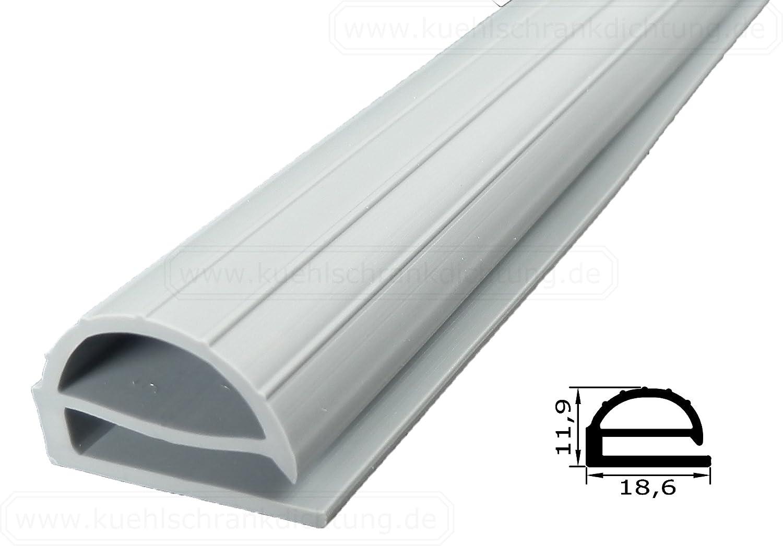 Kühlschrank Dichtung Universal : Profildichtung profil 102 2000mm farbe: grau