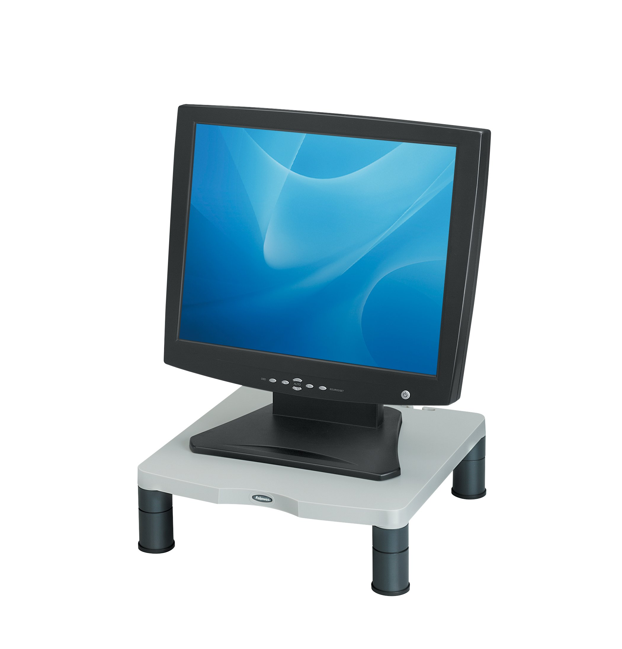 Fellowes Standard Monitor Riser (91712) by Fellowes