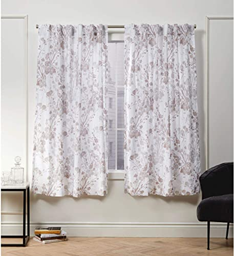 Nicole Miller Lillian Hidden Tab Top Curtain Panel