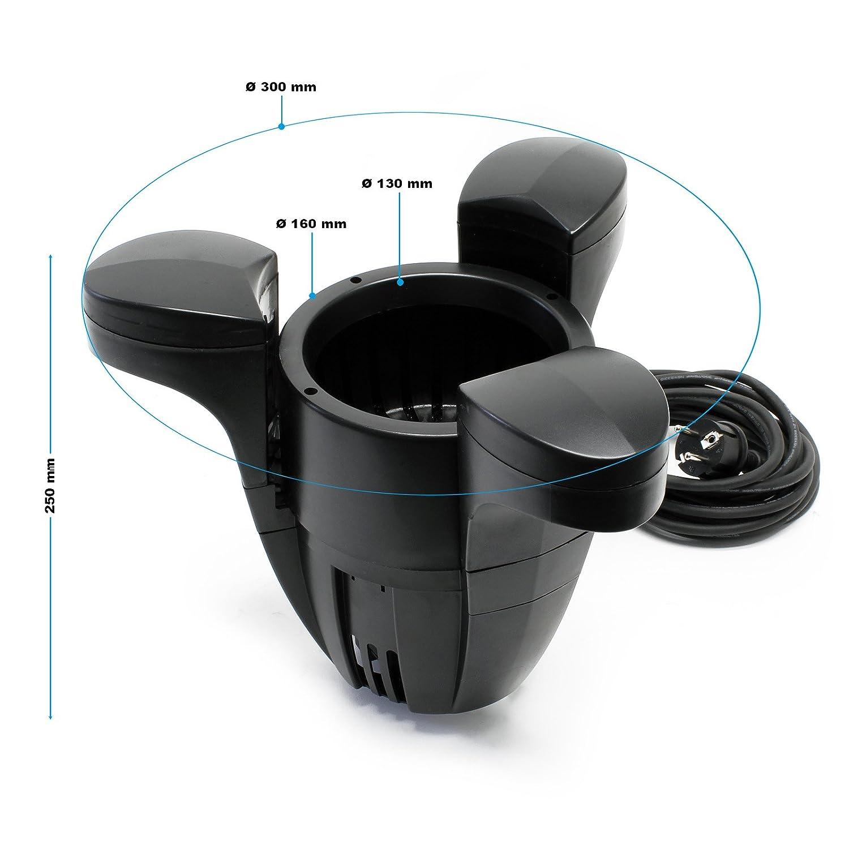 WilTec Pi/èce d/étach/ée Jebao SK-40 Ecumeur /Èponge filtrant Skimmer