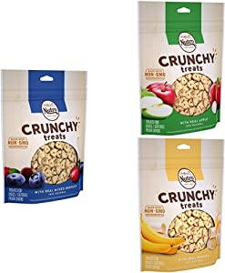 NUTRO Crunchy Dog Treats Variety, 16 oz. Bag (Pack of 3)
