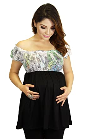 2f9b6461cb4 Pregnancy Lace Blue Pink Maternity Rockabilly Sublimation at Amazon ...