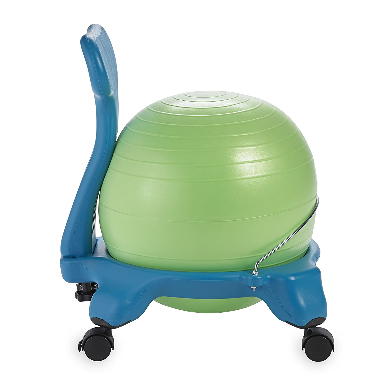 Amazon Gaiam Kids Balance Ball Chair Classic Children s