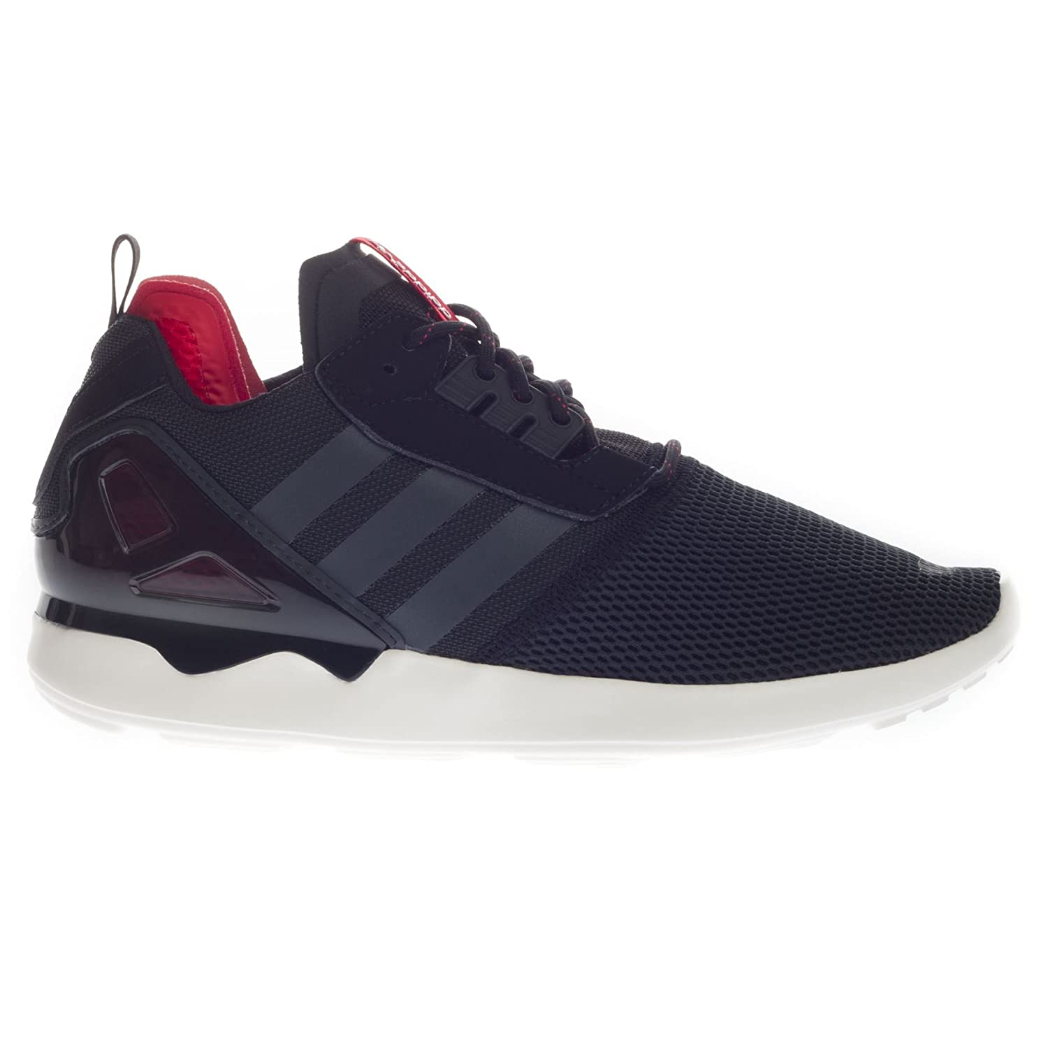 0490bb3fe Adidas Mens ZX 8000 Boost Originals Running Shoes Black White Red sale now  76S717