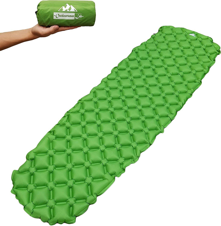 wwww Camping air cushion-Green