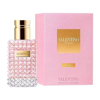 Valentino Donna Acqua Agua de Tocador Vaporizador - 50 ml