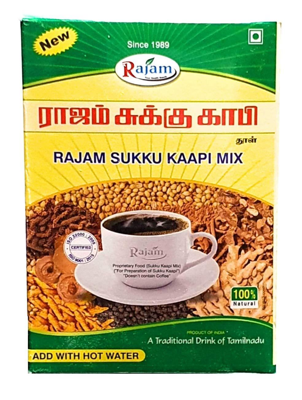 Rajam Sukku Coffee Powder 500G Box(Sukku malli Powder)