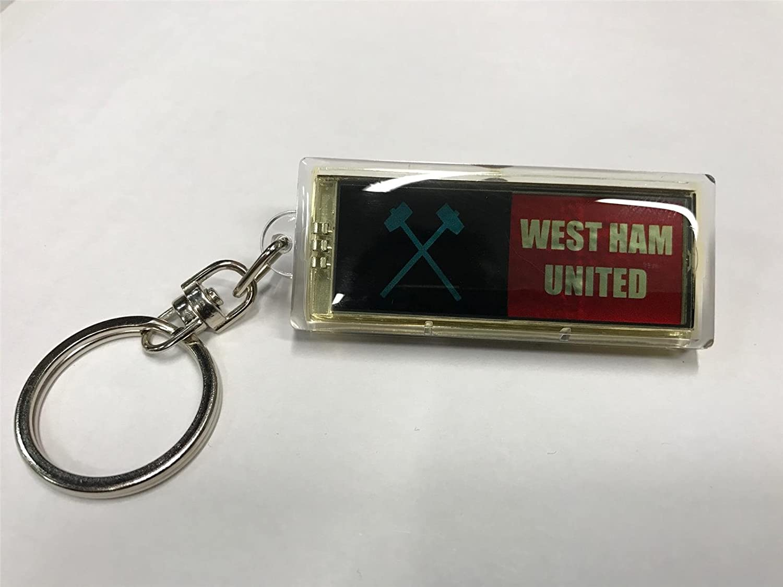 Other West Ham United Equipo De Fútbol Llavero Llavero ...